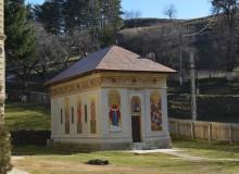 Mănăstirea Stânișoara - Paraclisul