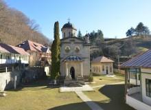 Mănăstirea Stânișoara - Biserica Mare